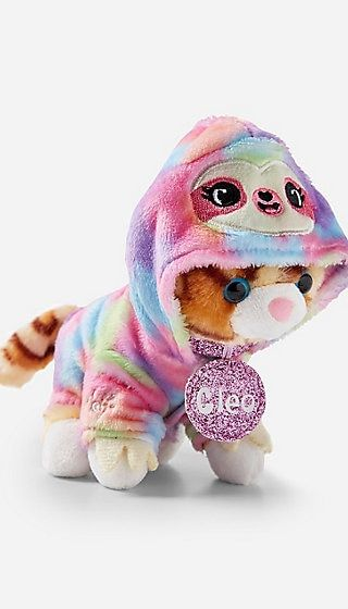 Pet Shop Sloth Outfit Justice Pet Shop Animal Plush Toys Girl And Dog