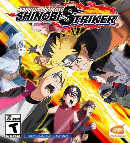 Naruto To Boruto Shinobi Striker Naruto Games Boruto Bandai Namco Entertainment