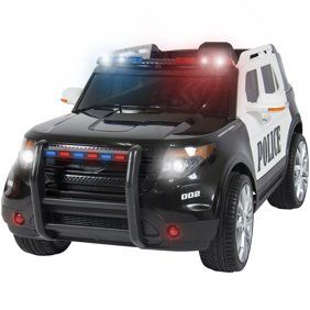 Kid Motorz Police Motorcycle 12 Volt Battery Powered Ride On White Walmart Com In 2020 Toy Cars For Kids Police Cars Kids Police