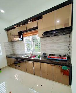 Alhamdulillah Selesai Sudah Pemasangan Kabinet Dapur Di Kg Kandang Melaka Hari Ini Pemasangan Kali Kabinet Dapur Interior Dapur Kabinet