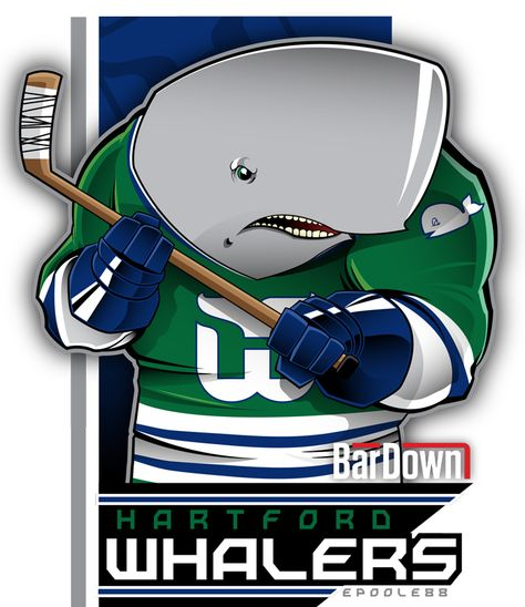 Lord a'mighty, how I miss Brass Bonanza.  The Hartford Whalers,