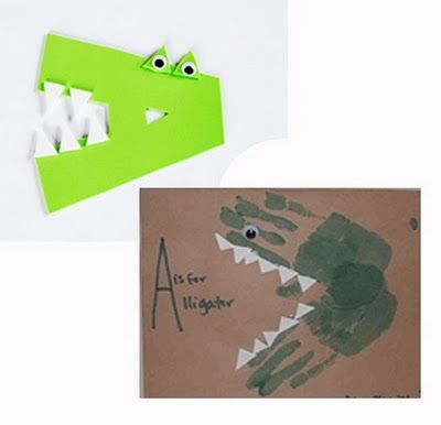 A and C's ABC Adventure: A is for Apple and Alligator