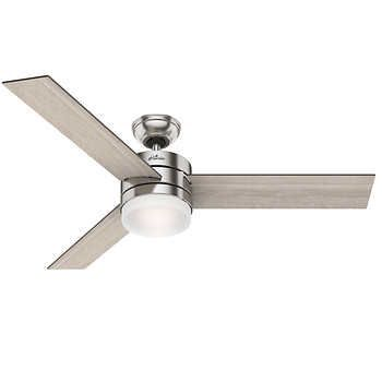 Hunter Exeter 54 Led Ceiling Fan Led Ceiling Fan Ceiling Fan