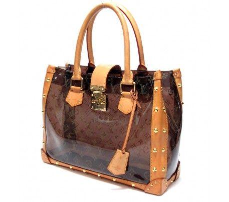 f27f8d2db51 Louis Vuitton Monogram Vinyl Neo Ambre Cruise Cabas GM Tote Bag ...