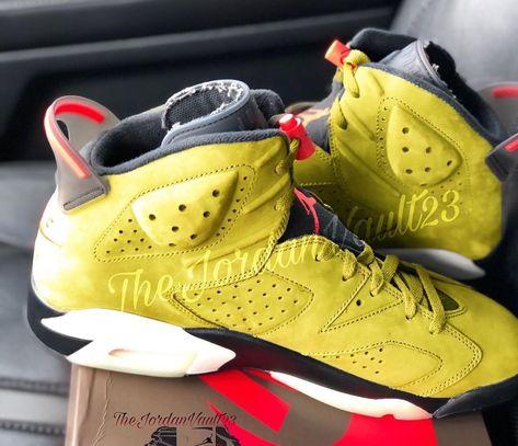 Travis Scott x Air Jordan 1 High OG Cactus Jack Grailify