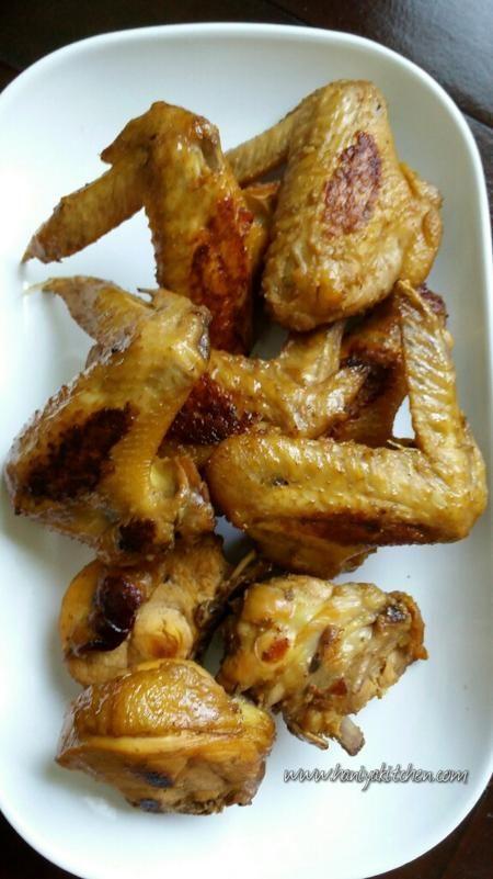 Resep Ayam Bakar Bumbu Bacem Resep Ayam Resep Makanan