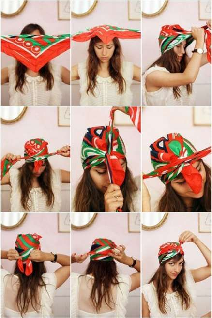 63 Super Ideas How To Wear A Bandana With Braids Hairstyles Hair Scarf Styles Bandana Hairstyles Scarf Hairstyles