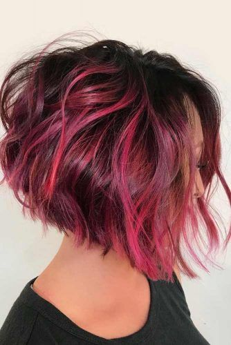 17+ Brown hair with pink streaks trends