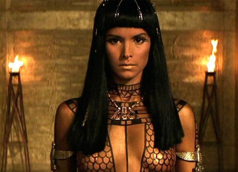 Anck-Su-Namun is a minor, yet pivotal character in The Mummy, who later serves as the secondary antagonist in The Mummy Returns. She was portrayed by Patricia Velásquez.