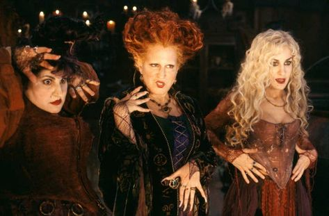 Sarah Jessica Parker Said She, Bette Midler, And Kathy Najimy Are All Open To A Potential