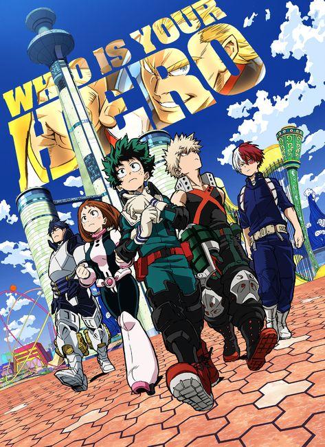 Boku no Hero Academia The Movie: Futari no Hero (My Hero Academia: The Movie - The Two Heroes) Image #2295380 - Zerochan Anime Image Board