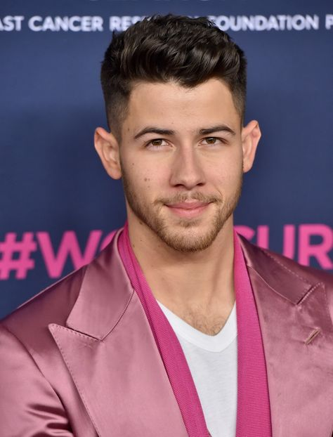 BEVERLY HILLS, CALIFORNIA - FEBRUARY 27: Nick Jonas attends The Women's Cancer Research Fund's An Unforgettable Evening 2020 at Beverly Wilshire, A Four Seasons Hotel on February 27, 2020 in Beverly Hills, California. (Photo by Axelle/Bauer-Griffin/FilmMagic)