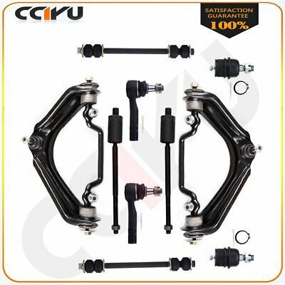 Ad Ebay 10pcs Front Upper Control Arms Inner Outer Tie Rods Sway Bars For 2002 2005 Ford In 2020 Ford Explorer Control Arms Ebay