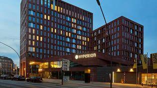 Hyperion Hotel Hamburg Nahe Der Hafen City Offizielle Webseite