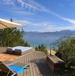 Urlaub Bild Von Claudia Kuhnle Ferienhaus Direkt Am Strand Ferienhaus Ferienhaus Mieten