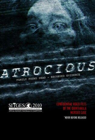 Atroz Terror Paranormal Atrocious 2010 I 2021 Underholdning