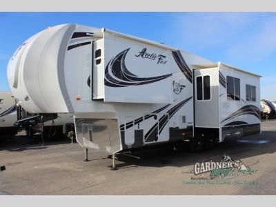 New 2018 Northwood Arctic Fox 29 5t Fifth Wheel At Gardner S Rv