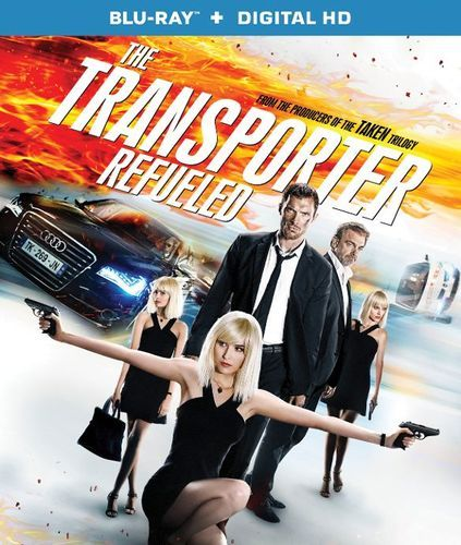 The Transporter Refueled Blu-ray 2015   The ...