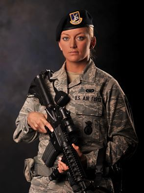Pin by Greg Gehrig on U.S.A.F Security Forces | Army women