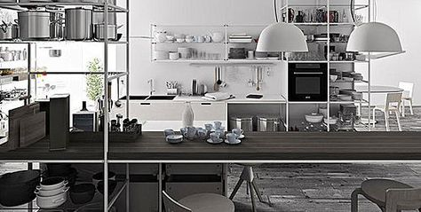 Demode Engineered By @Valcucine Kitchens | Cook And Eat | Pinterest |  Kitchens, Interiors And Organizing