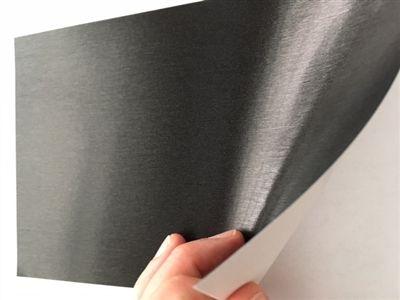Brushed Black Stainless Steel Refrigerator Skin Cover Panels Black Stainless Steel Appliances Black Stainless Appliances Black Stainless Steel