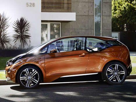 101 Futuristic Eco Friendly Vehicles In 2020 Bmw I3 Bmw I3 Electric Bmw