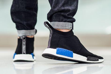 On-Foot  adidas NMD City Sock Primeknit