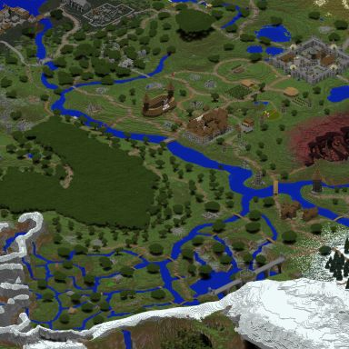 A giant mmo made entirely inside minecraft gumiabroncs Gallery