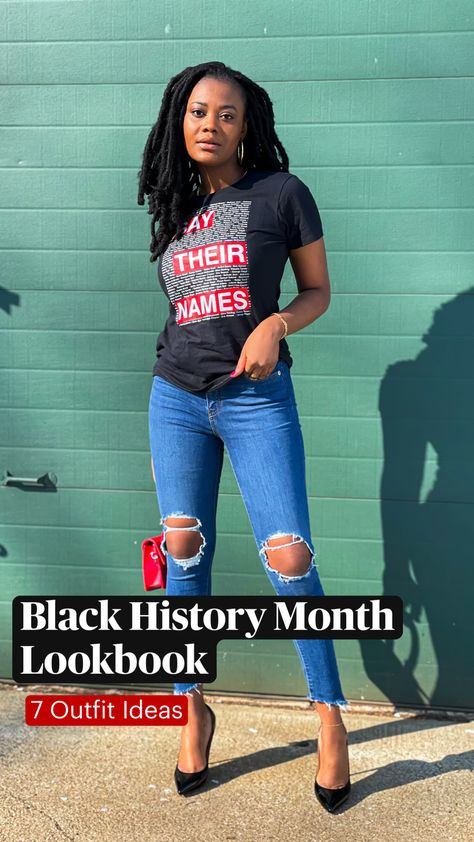 Black History Month  Lookbook