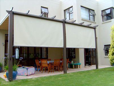 28 Diseños de toldos para terrazas - Curso de Organizacion del hogar