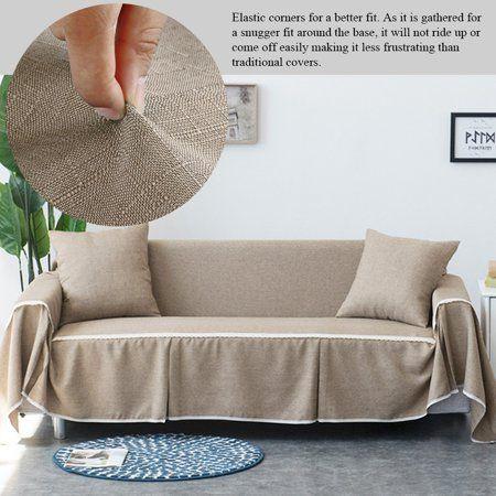 Home Furniture Covers Sofa Covers Linen Sofa