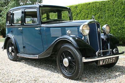 Ebay 1935 Standard 10 Six Light Saloon Excellent Throughout Valuable Mj Number Classiccars Cars Vintage Cars Cars Uk Triumph Cars