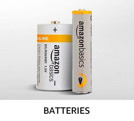 Alkaline Batteries Amazon Alkaline Battery Deal Sale