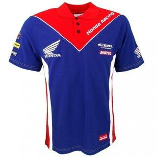 New Outdoor Sport Men Motogp Honda Motul Dunlop Racing Biker Polo T Shirt Shopee Malaysia Polo T Shirts Sport Man Motogp