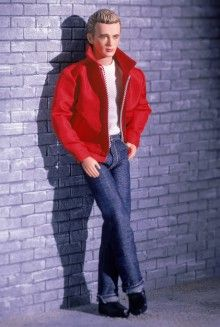 Hollywood Dolls - View Hollywood Barbie & Celebrity Dolls | Barbie Collector_James Dean