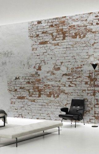 Http Www Mvwdesignstudio Com White Brick Wallpaper Brick Wallpaper Brick Wallpaper Bedroom