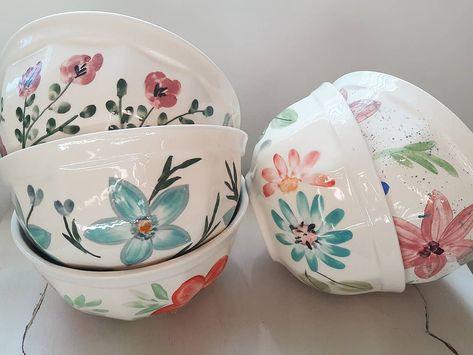 Gres comedero de cerámica de arcilla 0,5 litros