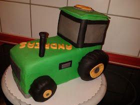 Trecker Torte Traktor Kuchen Kindergeburtstag Traktor Traktor Kuchen Traktor Torte
