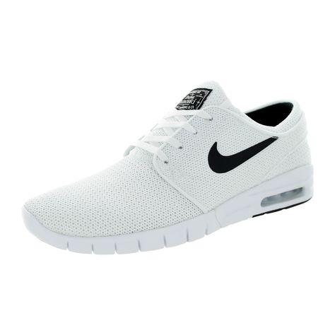 31f0739d95d0 Nike Men s Stefan Janoski Max  Black Running Shoe