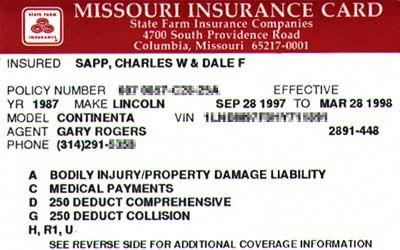 Fake Car Insurance Card Template A Minimal Needs Of Business Car Insurance Plan Are Identical Using The Car Insurance State Farm Insurance Geico Car Insurance