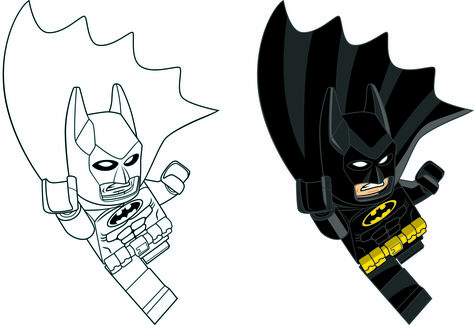 Crime Fighting Is Better In Color Own The Lego Batman Movie On Digital Hd 5 19 And Blu Ray 6 13 Lego Batman Lego Batman Movie Batman