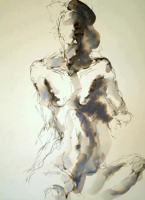 оригинальные картинки абстрактной женской фигуры свой телефон удивительной