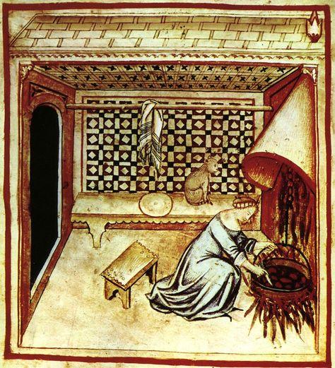 Alimentazione nel Medioevo: 5 curiosità | Storia medievale, Xiv secolo,  Medioevo