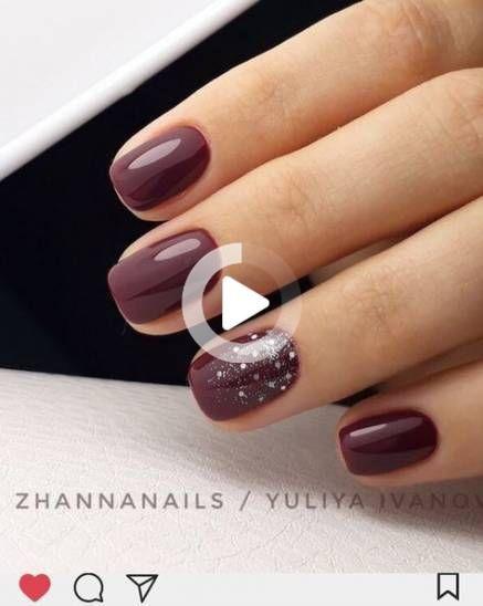 Nails Couleurs De Noel Couleur 58 Idees Nails Onglesdhiver