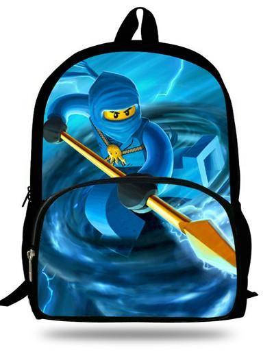 16-Inch Popular Children School Bag Kids Printing Cartoon Backpack ...