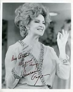 Details about GERALDINE PAGE ACTRESS IN NIGHT GALLERY & THE ...