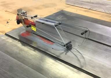 Shark Guard Table Saw Blade Guards Splitters Riving Knives And