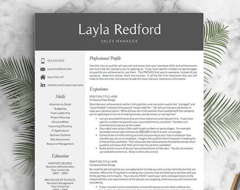 17 Best images about Child care resume on Pinterest Career - child care manager sample resume