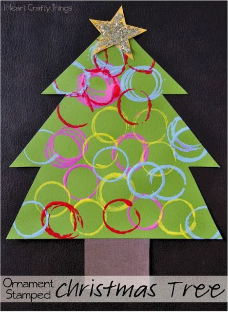 Easy Christmas Tree Crafts Ideas For Toddlers And Preschoolers Christmas Tree Crafts Christmas Trees For Kids Paper Christmas Tree