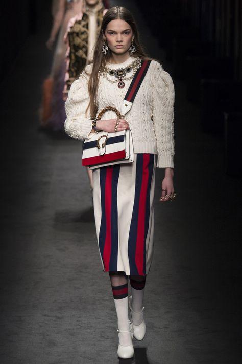 Gucci Fall 2016 Ready-to-Wear Fashion Show - Vogue